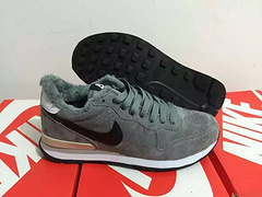 Nike 2015 Archive Wool Grey Black Shoes