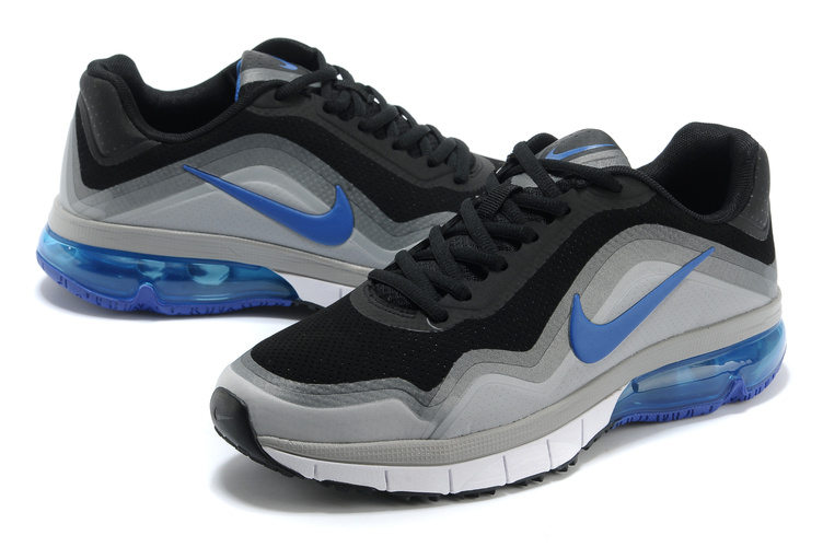 Nike Air Max TR 180 Shoes Black Grey Blue White