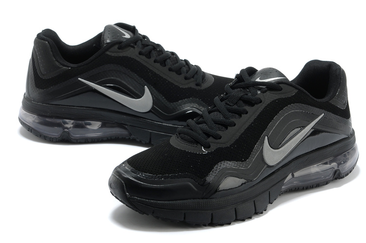 Nike Air Max TR 180 Shoes Black Grey