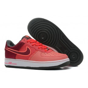 Nike Air Force 1 Low Red Shoes
