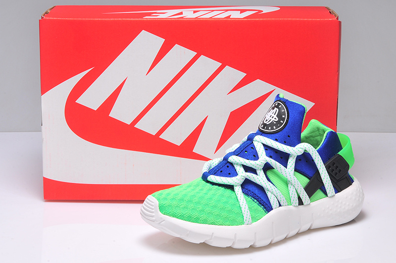 5653a125091dbc Nike Air Huarache NM Poison Green Shoes  Nike2462  -  65.00   Real ...