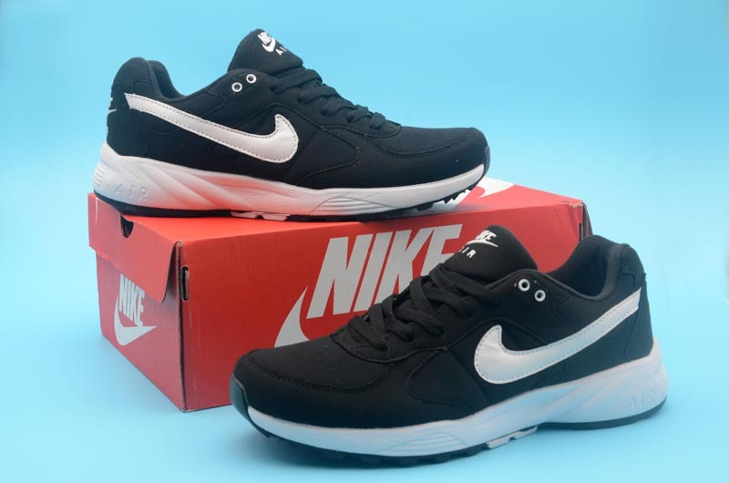 Nike Air Icarus Black White Shoes