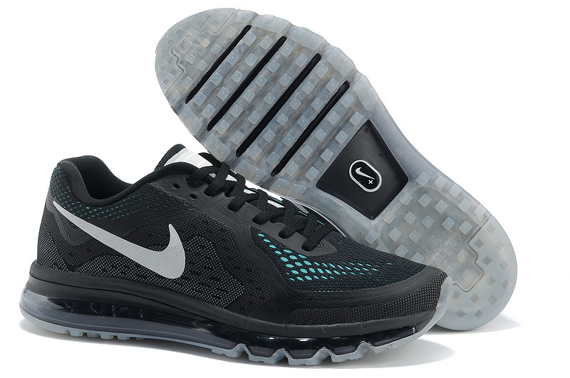 Nike Air Max 2014 Black Shoes