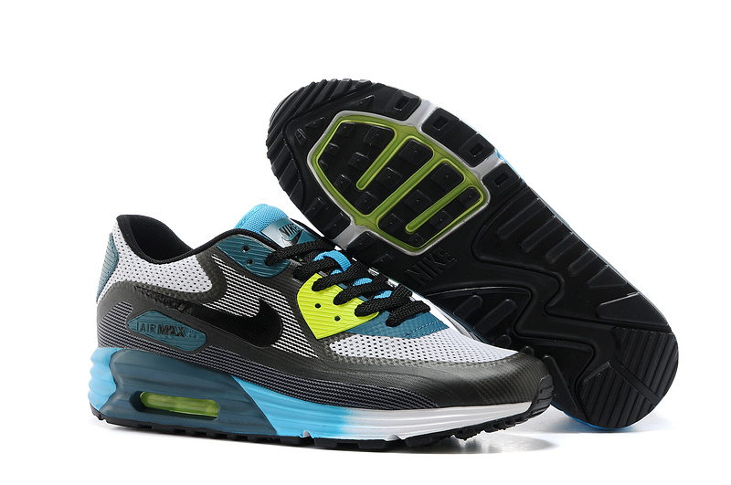 Nike Air Max 25th Anniversary Grey Black Blue Green