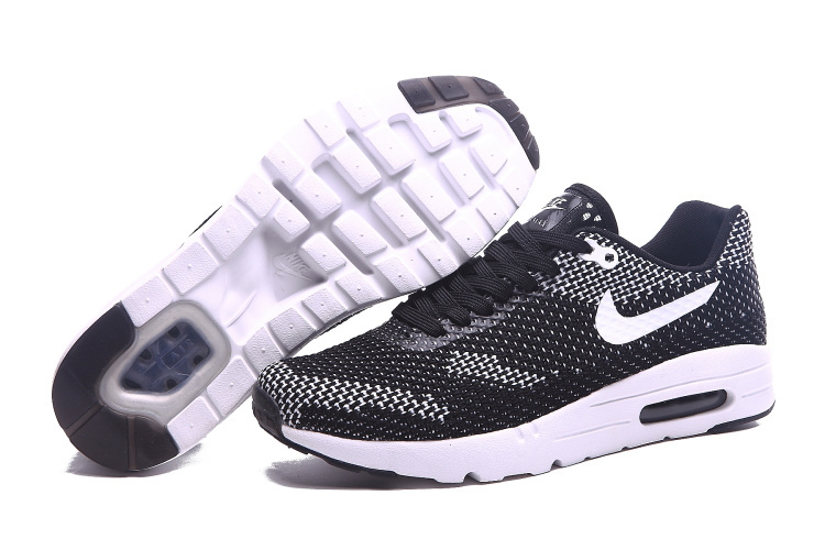 Nike Air Max 87 II Black White Shoes