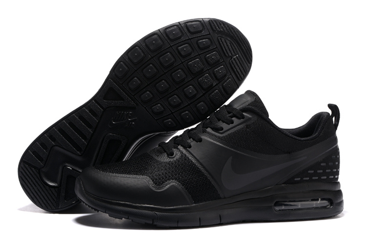 Nike Air Max 87 III All Black Shoes