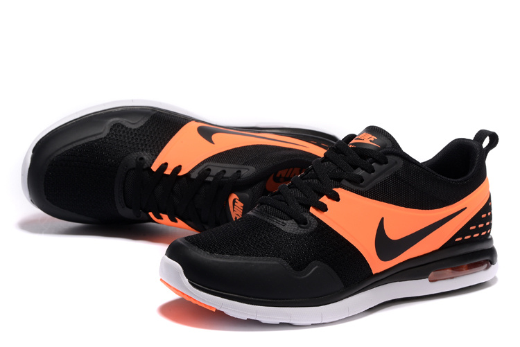 Nike Air Max 87 III Black Orange Shoes