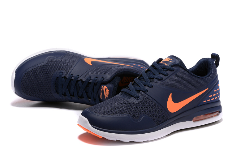 Nike Air Max 87 III Blue Orange Shoes