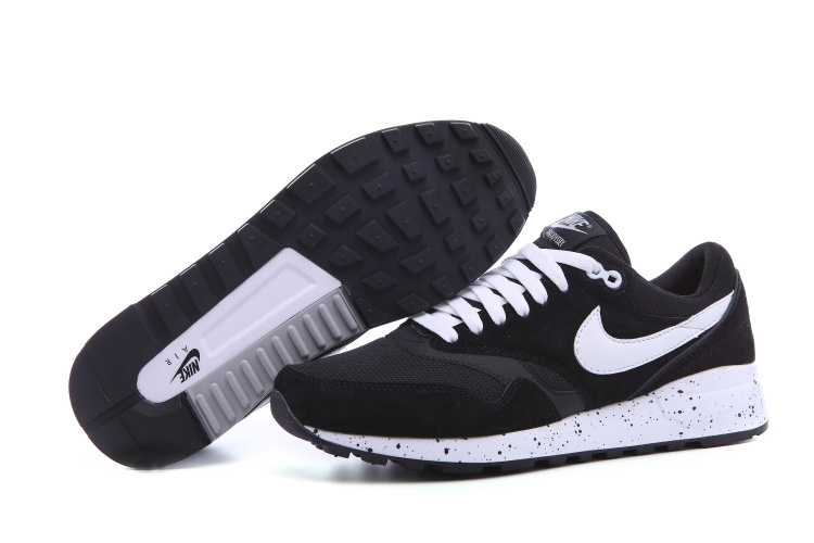 Nike Air Max 87 Retro Black White Shoes