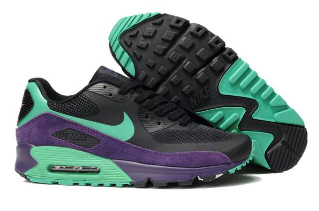 Nike Air Max 90 HYP PRM Black Blue Purple