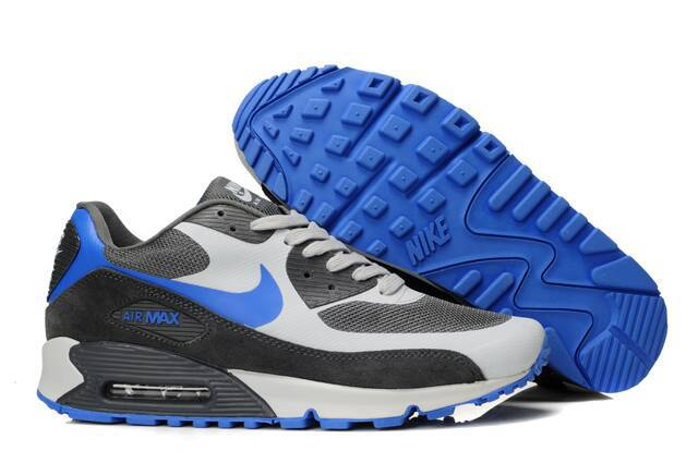 Nike Air Max 90 HYP PRM Grey Black Blue