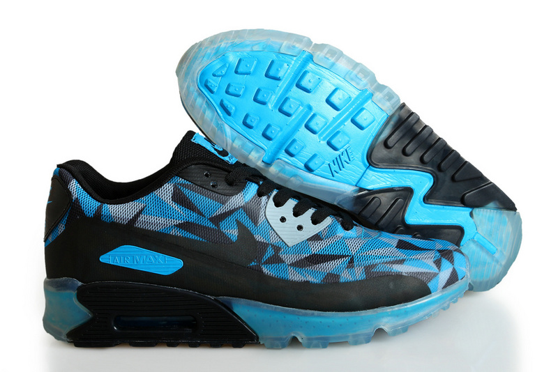 Nike Air Max 90 ICE Black Blue