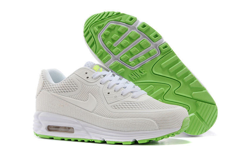 Nike Air Max 90 Rubber Patch 25th Anniversary Peach White Green