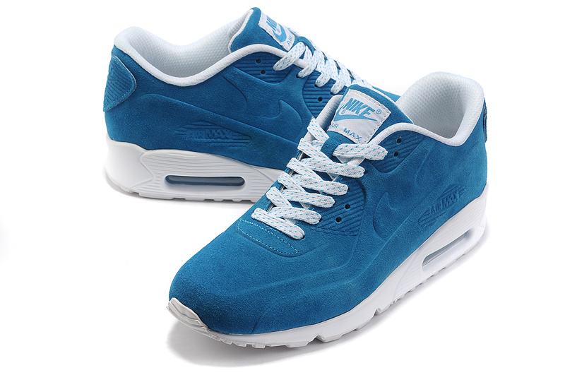 Nike Air Max 90 VT PRM Shoes Blue White