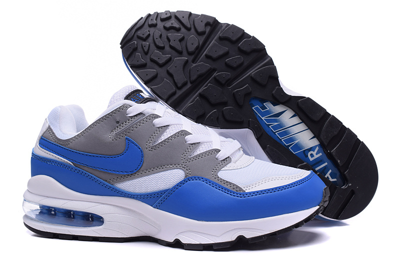 Nike Air Max 94 White Grey Blue Shoes