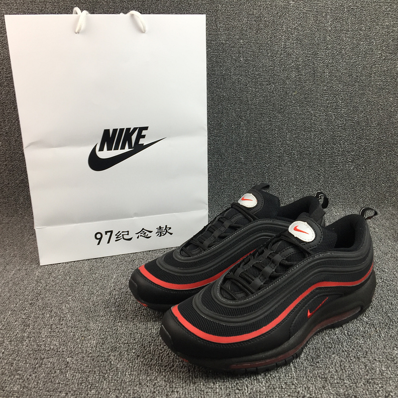 75e46978599 Buy air max 97 black red   Up to 63% Discounts