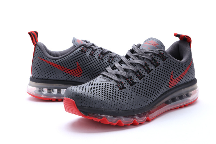 Nike Air Max Motion 2014 Shoes Black Red