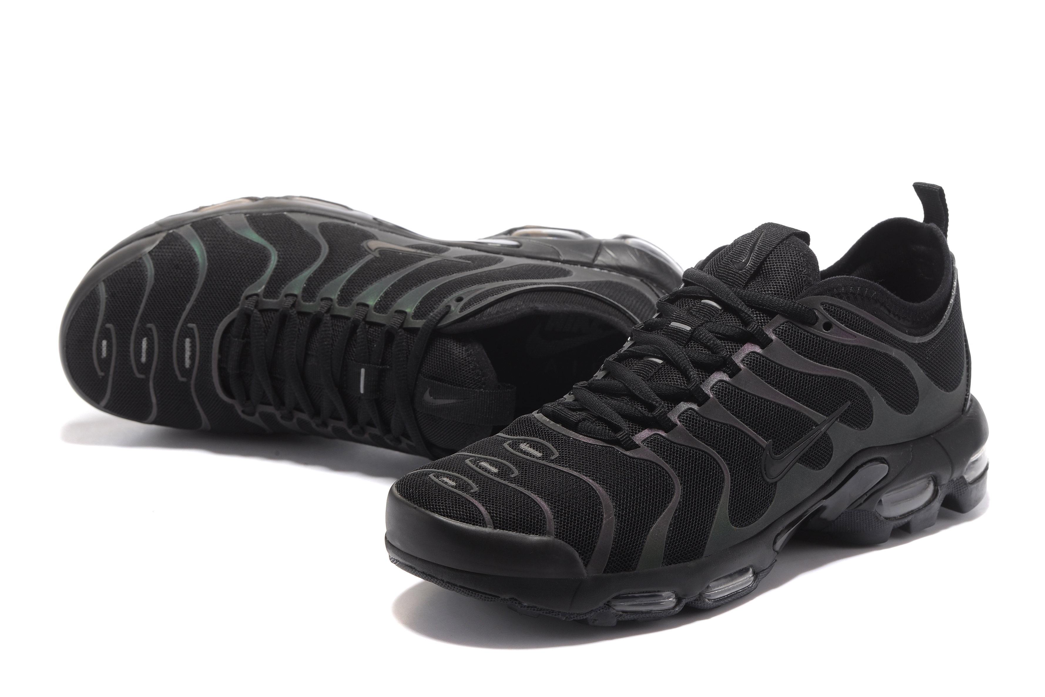 Nike Air Max Plus TN All Black Shoes