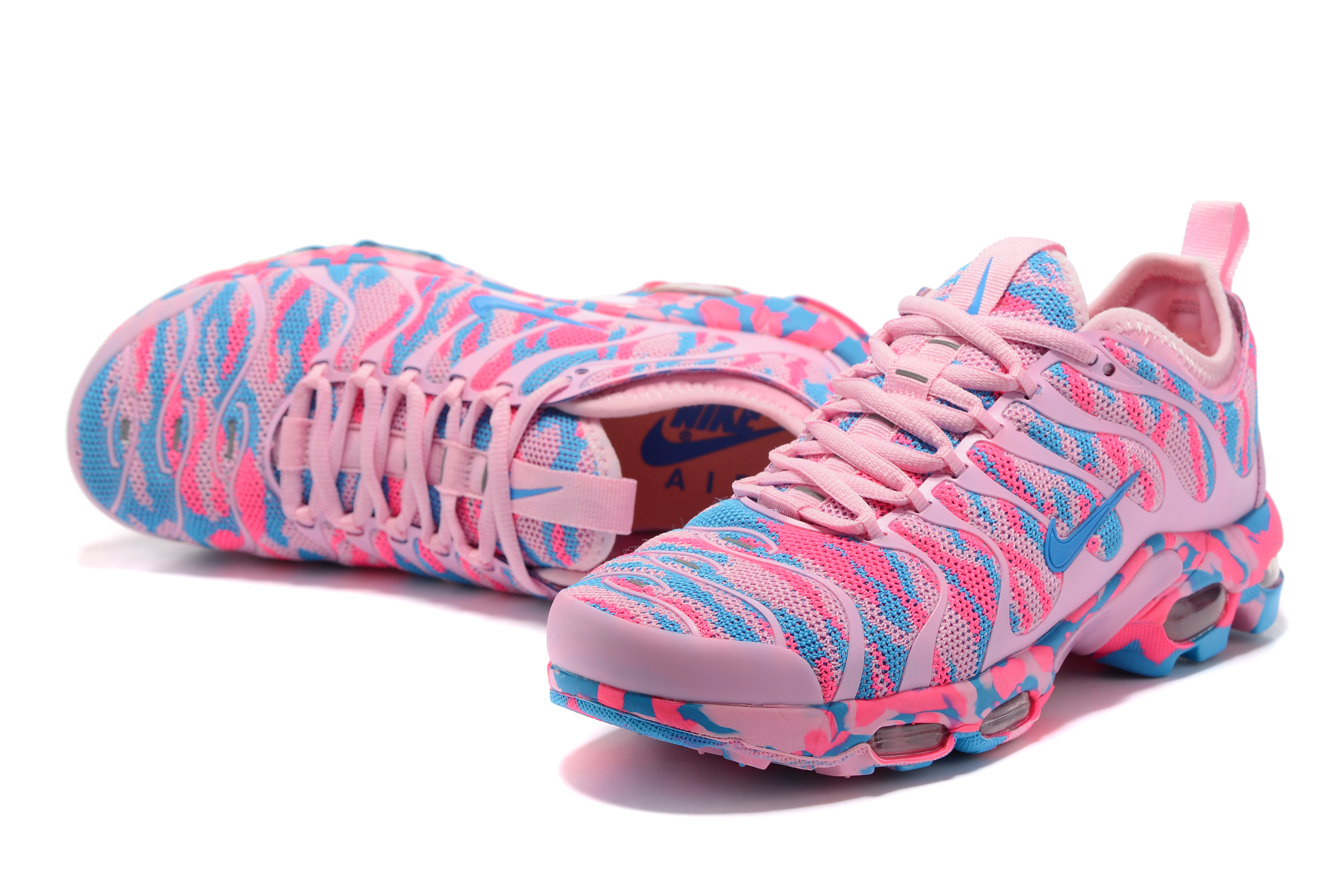 Nike Air Max Plus TN Camo Pink Shoes