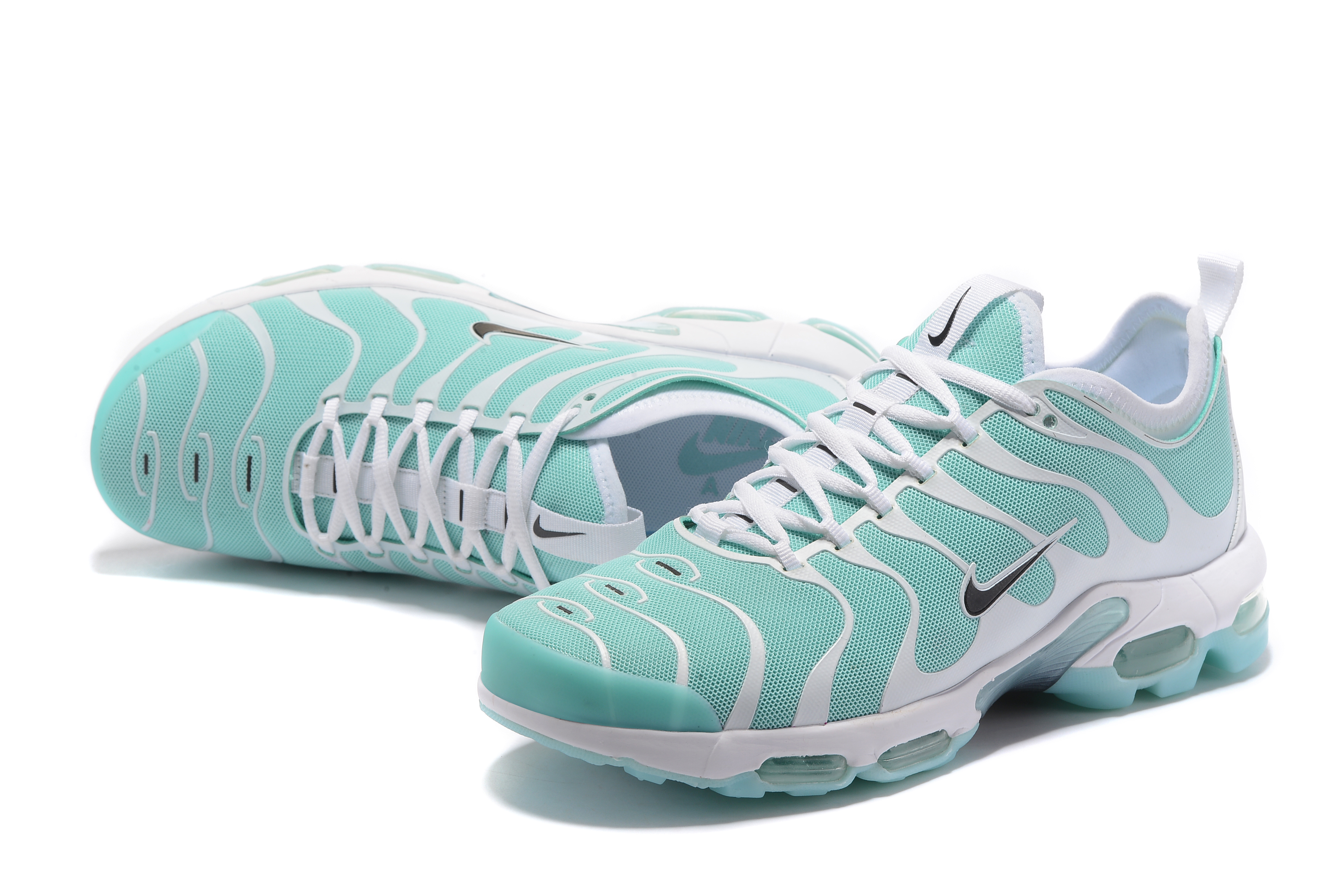 Nike Air Max Plus TN Gint Green White For Women