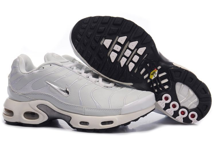 Nike Air Max TN Shoes Grey White