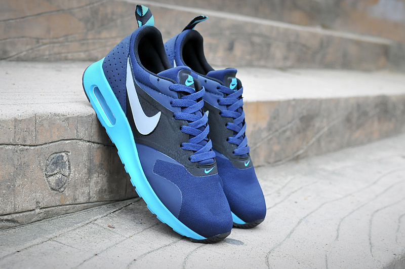 Nike Air Max Tavas Air Max 90+97 Blue Black Shoes