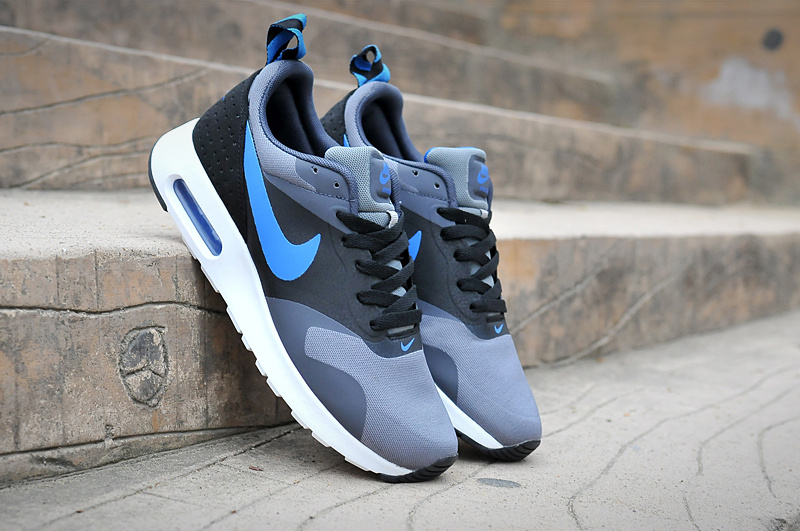Nike Air Max Tavas Air Max 90+97 Blue Black White Shoes