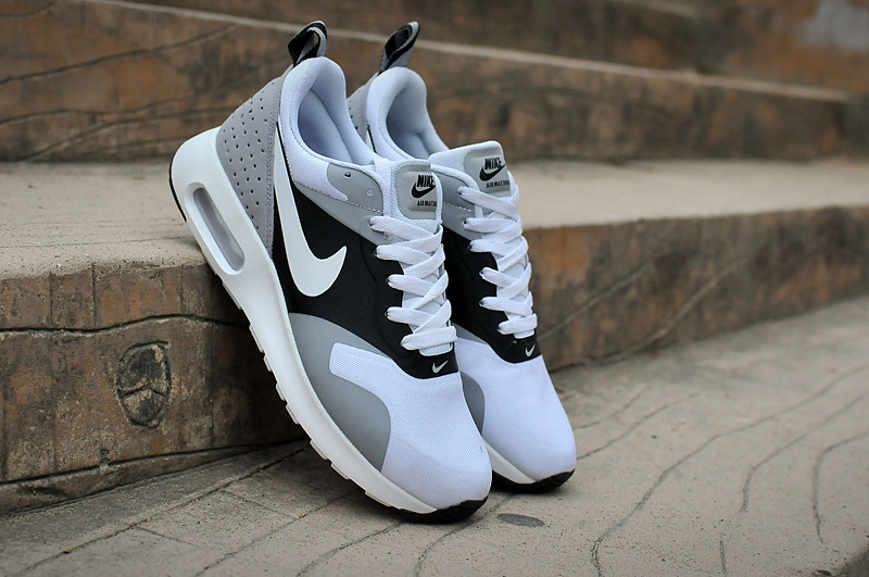 Nike Air Max Tavas Air Max 90+97 Grey Black Shoes
