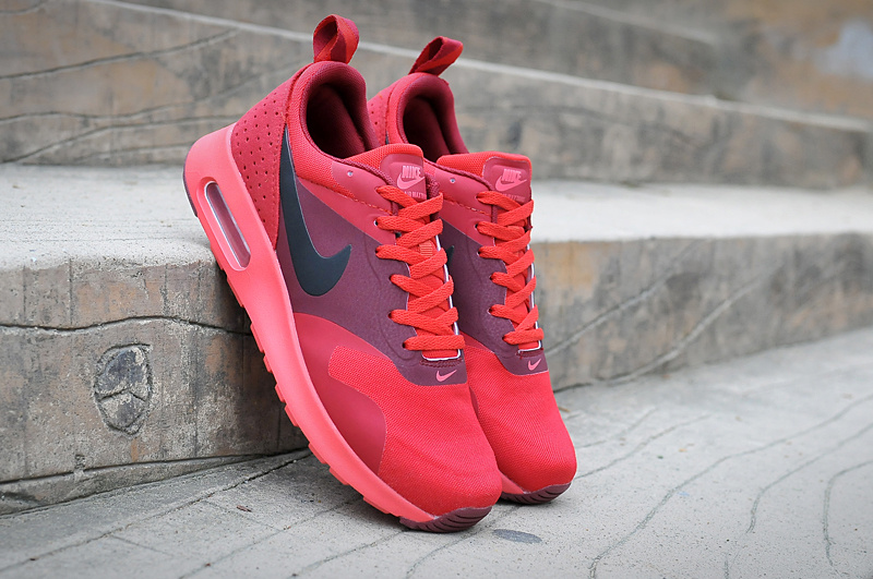 Nike Air Max Tavas Air Max 90+97 Red Blue Shoes