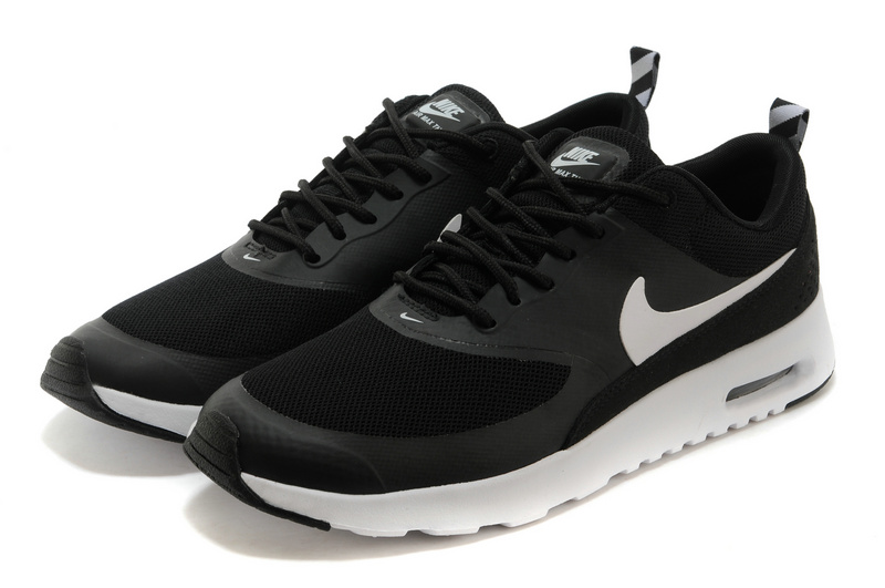 Nike Air Max Thea 90 Shoes Black White