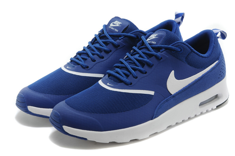 Nike Air Max Thea 90 Shoes Blue White