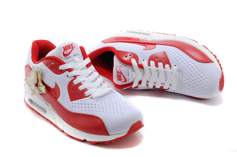 Nike Air Max World Cup Engalnd Edition White Red