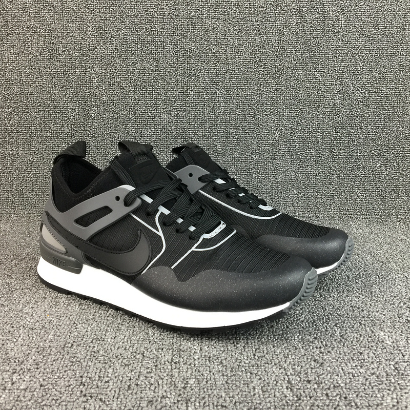 Women Nike Air Pegasus 89 Black White Shoes