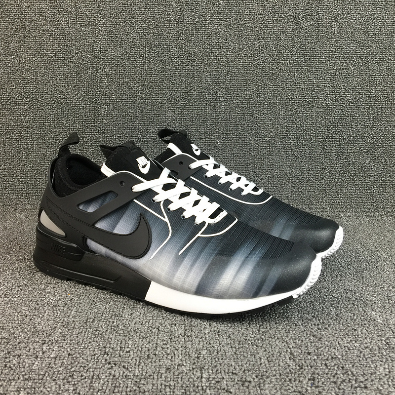 Nike Air Pegasus 89 Black White Shoes