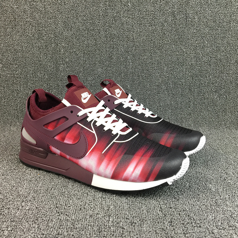 Nike Air Pegasus 89 Wine Red Black Shoes