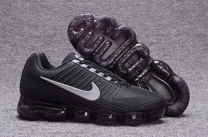 Nike Air VaporMax Flyknit All Black Shoes