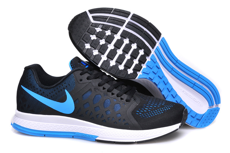Cheap Nike Zoom Pegasus 31 Red Blue Black White