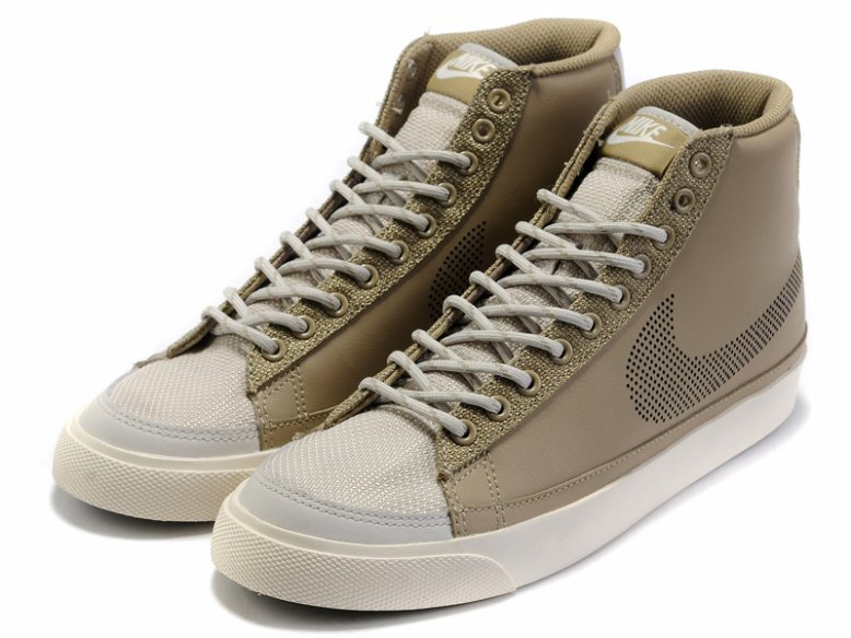 Nike Blazer 2 High Camo White Shoes