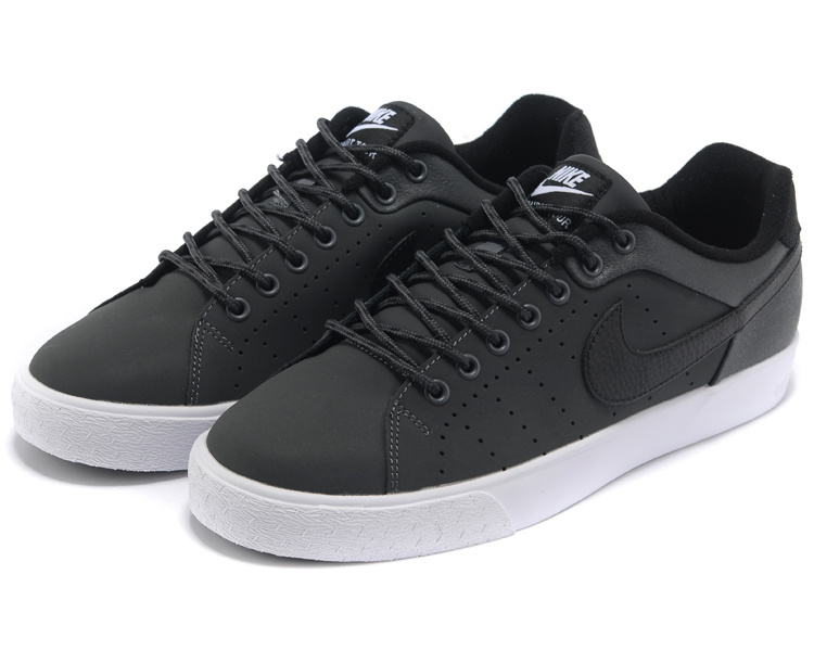Nike Court Tour 1972 Low Carbon Black Shoes