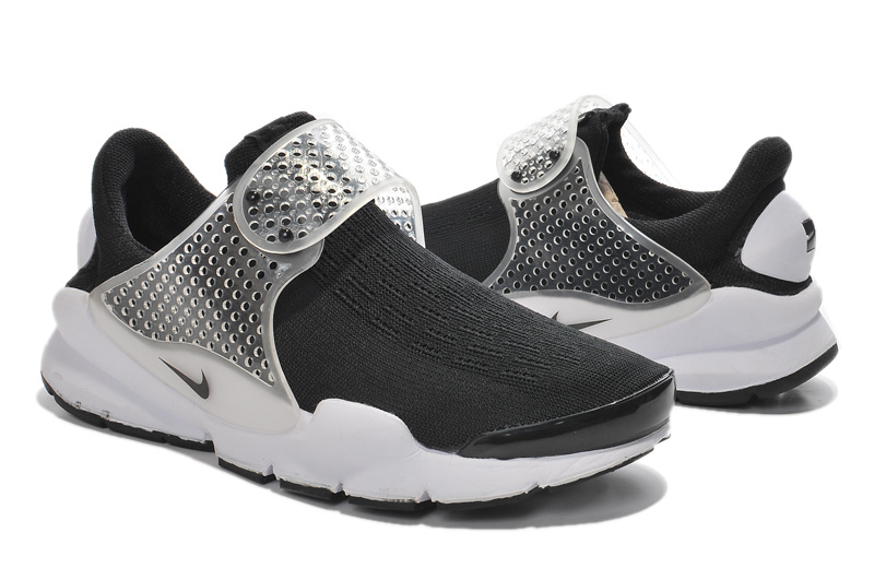 Nike Fragment Design Sock Dart SP Black White Shoes
