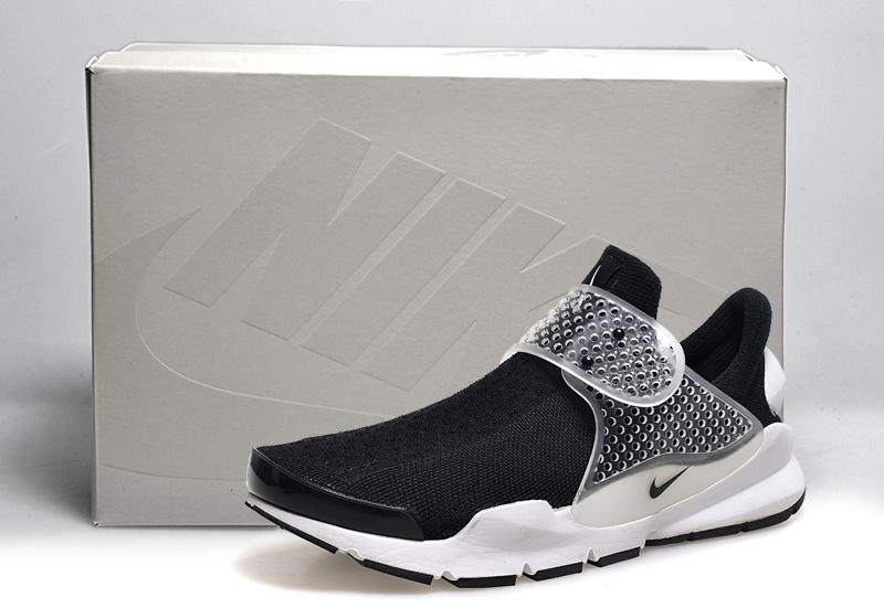 Nike Fragment Design Sock Dart SP Dark Black White Shoes