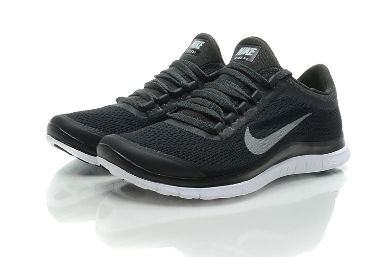 huge discount bd5d8 4cbf4 New Products For April - Nike Free Run Mens. Nike Free 3.0 V5 All Black  Shoes