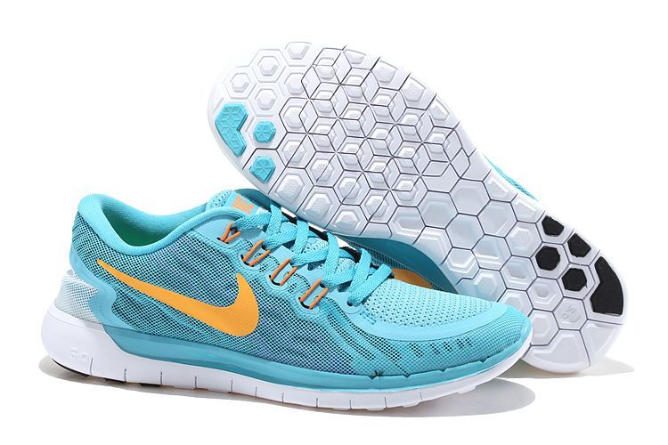 Women Nike Free 5.0+2 Bbaby YellowShoes