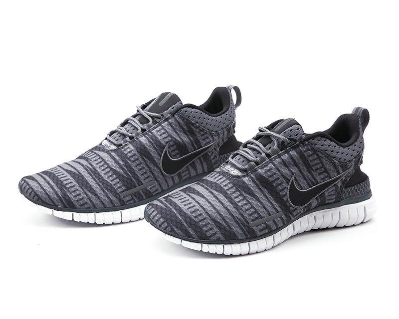 Nike Free OG 14 BR Grey White Running Shoes