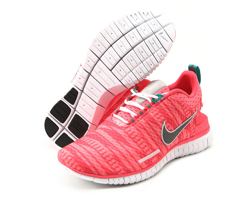 Nike Free OG 14 BR Red White Running Shoes
