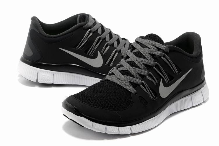 huge selection of 9a4f3 27534 Women Nike Free 5.0 2 Black White Shoes