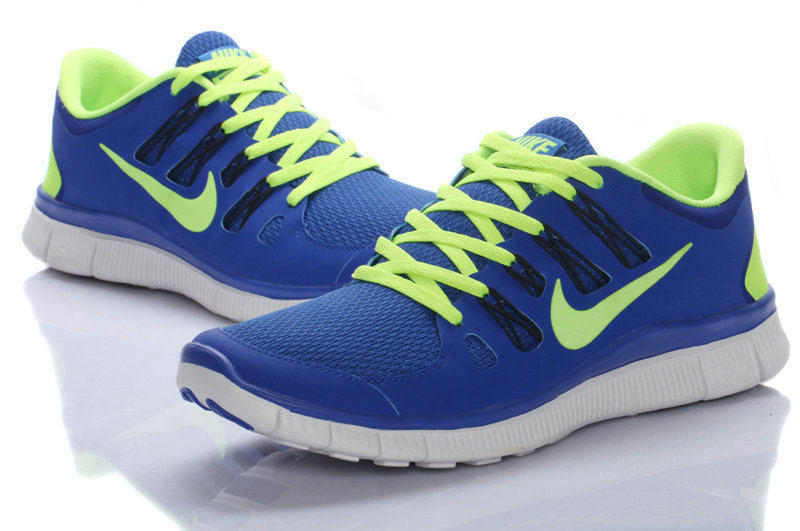 nike blue and green running shoes \u003e Up