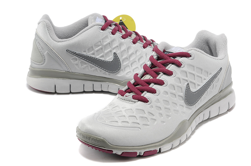 Nike Free TR Fit 2 Shield Grey Red Shoes