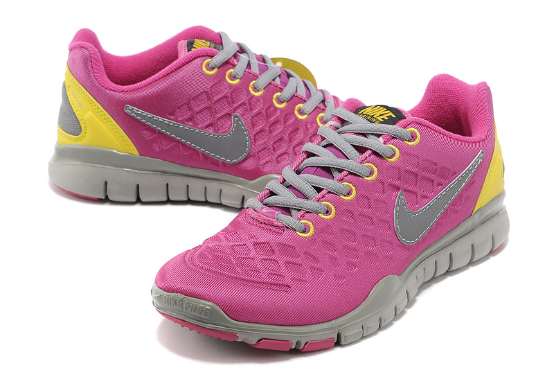 Nike Free TR Fit 2 Shield Pink Grey Shoes