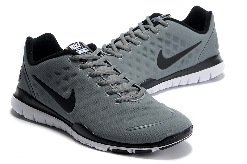 Nike Free TR Fit Dark Grey Black Running Shoes